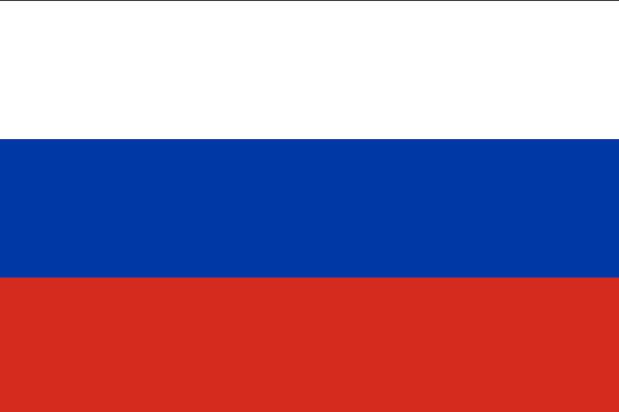 Drapeau de la Russie - DR : Wikipedia