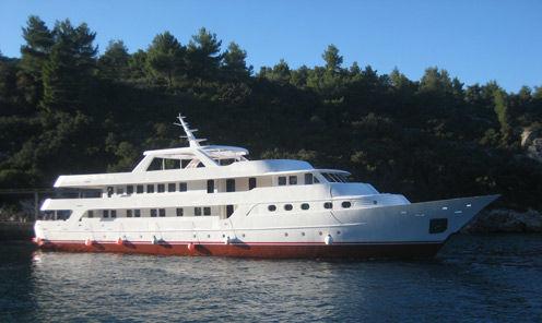 Croisière à bord du MV IL Mare - Travel Europe
