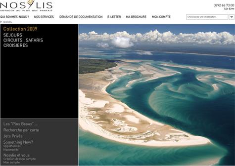 Le luxe résiste à la crise : Nosylis toujours en croissance en 2008
