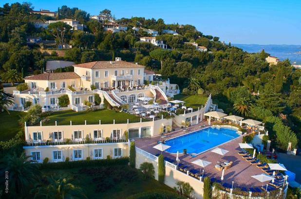 La Villa Belrose rouvre ses chambres aux visiteurs le 14 avril 2017 - DR : 3mille2013