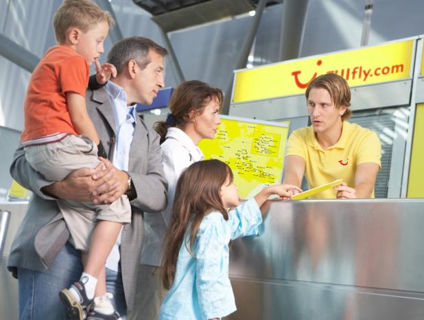 """""""Sur le canal des agences de voyages, au moins 62 % des paiements reçus par les compagnies aériennes du monde entier sont effectués par carte"""" estime Amadeus (c) TUI fly"""