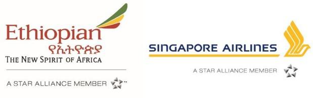 Ethiopian Airlines et Singapore Airlines renforcent leur codeshare