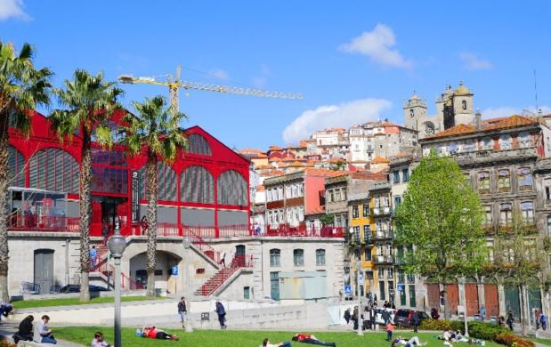 CroisiEurope propose une autre excursion classique dans le centre de Porto - DR : L.M.