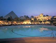 Le Mena House Oberoi, un havre de raffinement au pieds des pyramides