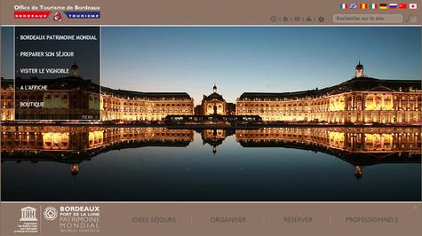 Bordeaux : un nouveau site web pour l'OT