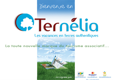 Ternélia : une nouvelle marque dans le tourisme associatif