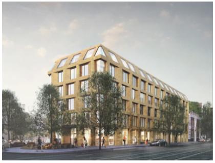 Le Hyatt Regency d'Amsterdam propose 211 chambres et 15 suites - Photo : Hyatt