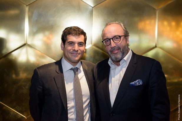 Vanguelis Panayotis et Frederic Lorin - Photo IFTM