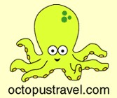 OctopusTravel.com offre des tarifs négociés allant jusqu'à 70 % de réduction