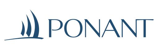 Le nouveau logo de la Compagnie du Ponant