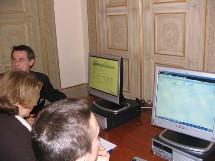 Démonstration dans les locaux de CGI - Groupe Grey des composantes de l'offre Vianeo