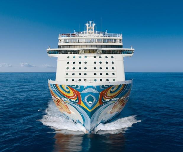 Le Norwegian Getaway en mer - © Norwegian Cruise Line