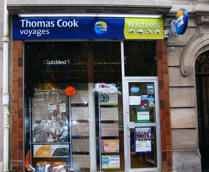 Exclusif : Thomas Cook reprendrait 36 agences Wasteels