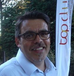 Philippe Jolivet était en charge du marketing et du Web pour Top of Travel depuis 3 ans - Photo : Top of Travel