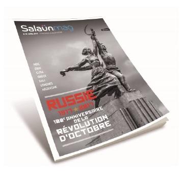 Salaünmag : Salaün Holidays édite son 10e numéro
