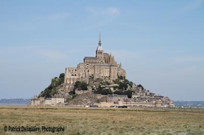 Le Mont-Saint-Michel va être désormais géré exclusivement pas l'Etat française - Photo : DR