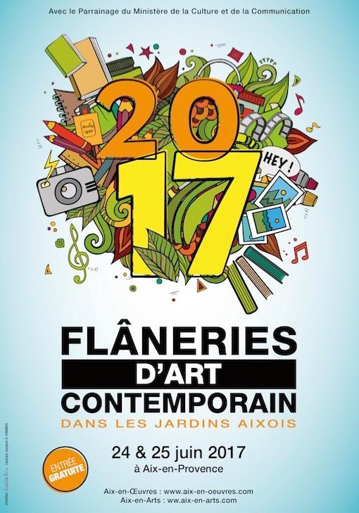 Aix-en-Provence donne rendez-vous à l'art contemporain les 24 et 25 juin 2017