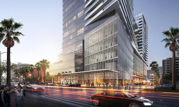 L'hôtel de Kimpton sera situé dans la Silicon Valley, à San Jose - Photo : Kimpton Hotels & Restaurants