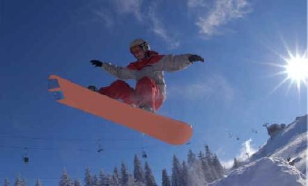 Les Français préfèrent skier en France... - photo Le Doubs