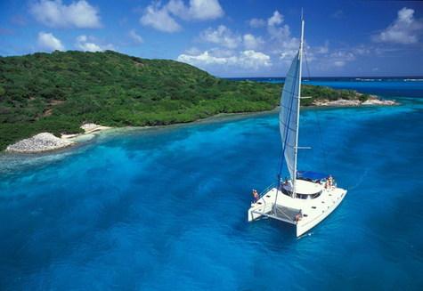 Tropicalement Vôtre : les Grenadines en nouveauté