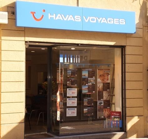 Azur Voyages : Havas Voyages est de retour à Aix en Provence