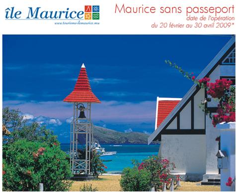 Maurice sans passeport : l'opération est prolongée jusqu'au 30 avril