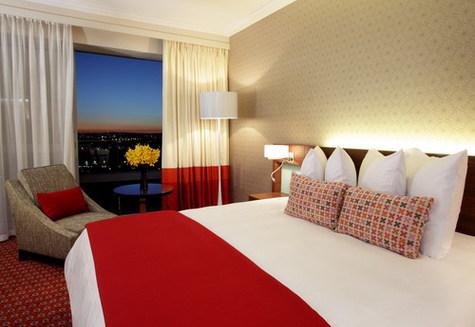 Johannesburg : inauguration du Radisson Blu Hotel Sandton