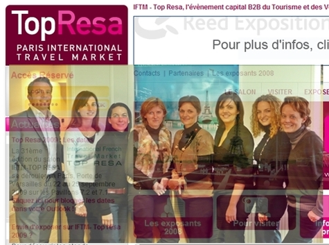 Paris : IFTM Top Resa adopte la ''low cost'' attitude