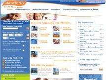 Site international Accorhotels.com