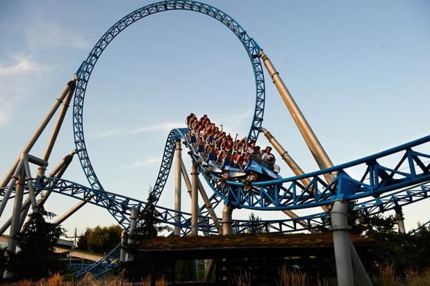 De nombreuses nouveautés attendent les visiteurs cet été 2017 ®BlueFire Megacoaster powered by Gazprom