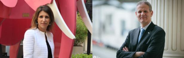 Virginie Thevenet succès à Yves Grardel en tant que directrice générale du Radisson Blu de Nantes - Photo : Carlson Rezidor