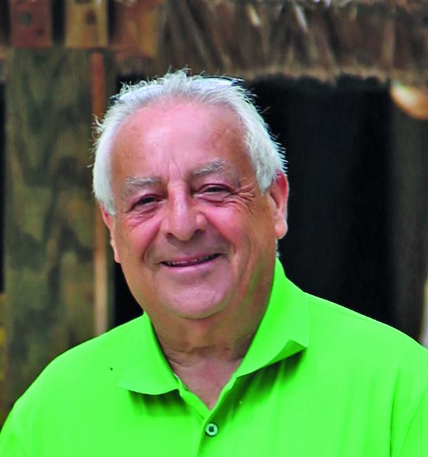 Boris Reibenberg, généreux donateur de la dernière soirée TourMaG.com Give & Dance - Photo : DR