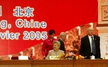 Gilles de Robien avait pourtant affirmé à Beijing qu'il avait entendu la profession