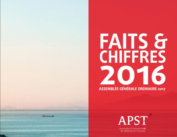 L'APST présente son bilan 2016 mercredi 26 avril 2017 - DR : APST