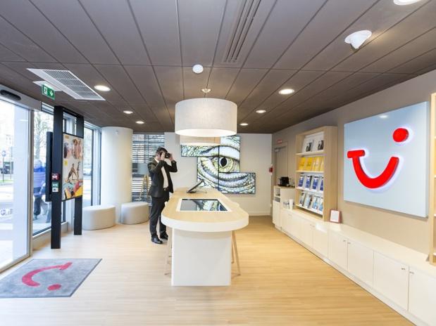 10 TUI Store devraient fusionner avec 10 agences Look Voyages - Photo : Guillaume Murat/TUI