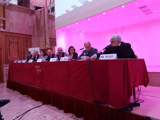 L'assemblée générale ordinaire des Entreprises du Voyage s'est tenue ce mercredi 26 avril 2017, aux Salons Hoche, à Paris - Photo : C.E.