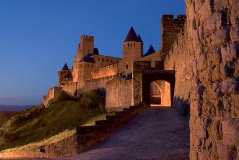 Cité de Carcassonne Copyright OT de Carcassonne