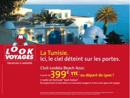 Look Voyages S Affiche 224 Lyon Nantes Et Toulouse