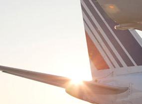 Air France : l'offre baisse de -2,7% sur la saison été 2009
