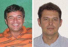 Philippe Sangouard et Pascal Villa