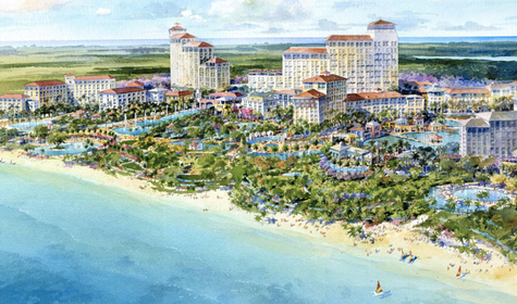 Bahamas Hôtels et Collection représente Baha Mar Resorts Ltd en France