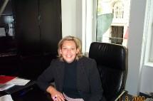 Cécile François vient de rejoindre l'équipe d'ELVIA