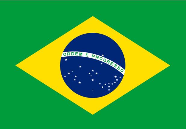 Drapeau du Brésil - DR : Wikipedia