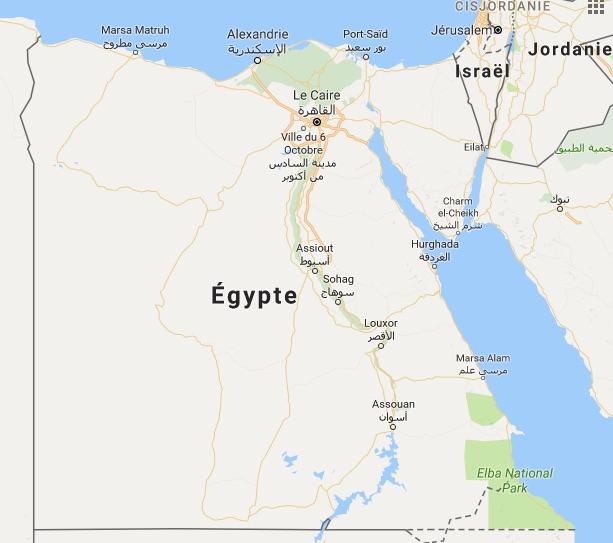 Egypte : la France ne devrait pas bénéficier de l'e-visa