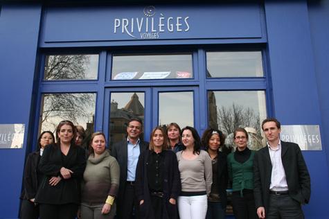 « Tour Manager 2008 » : Bernard Benhamou et Privilèges Voyages à l'honneur