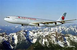Air Canada : offres agents de voyages sur les USA et le Canada