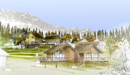 Evasion au Naturel : cinq éco-gîtes ouvriront cet été dans le massif de la Chartreuse