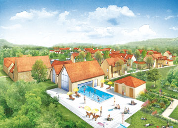Nouvelle résidence à Montignac