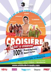 Croisière gays : Attitude Travels a déjà séduit 500 passagers