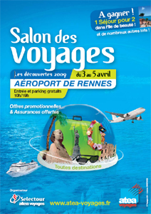 Selectour Atea Voyages : 2ème édition du salon ''Les Découvertes''